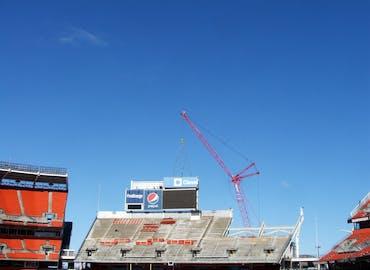 Cleveland Browns First Energy Stadium Modernization