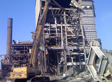 Ford Cleveland Casting Plant Environmental Decommissioning & Demolition