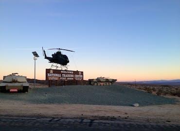 Fort Irwin Soil Management