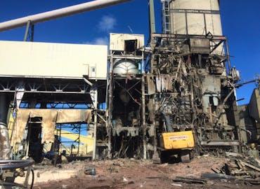 BHP Neil Simpson 1 Plant Demolition