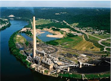 FirstEnergy R.E. Burger Power Station Demolition