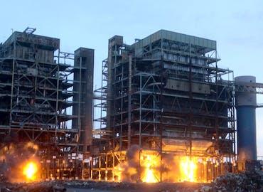 Hudson Generating Station  Decommissioning & Demolition