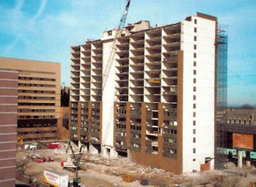 Omni International Hotel Demolition