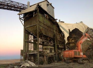 BHP Osage Plant Demolition